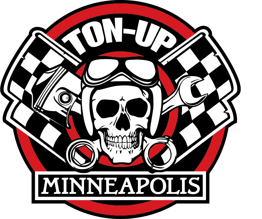 Top Logo Design minneapolis logo design : Ton-Up Minneapolis u2014 Jimmy Sugg Design