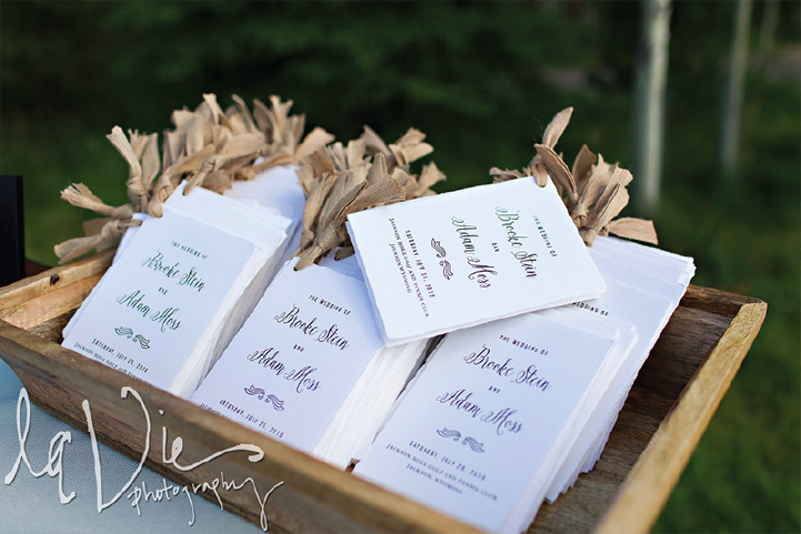 Photography:  La Vie Photography  | Stationery:  Gretchen Berry Design Co.  | Planning:   Amy Zaroff Event + Design