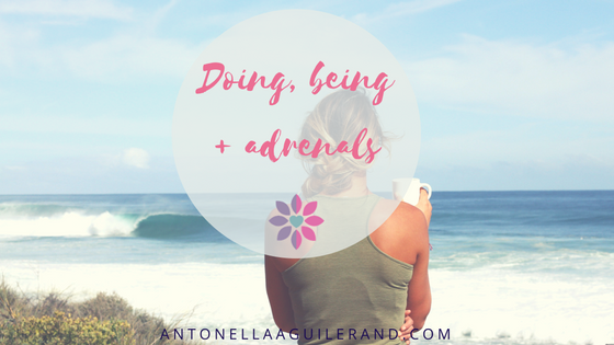 Symptoms of adrenal fatigue