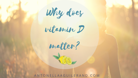 Why vitamin D is important to health