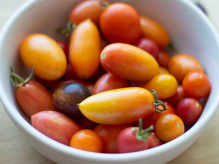 Cherry tomato functional medicine