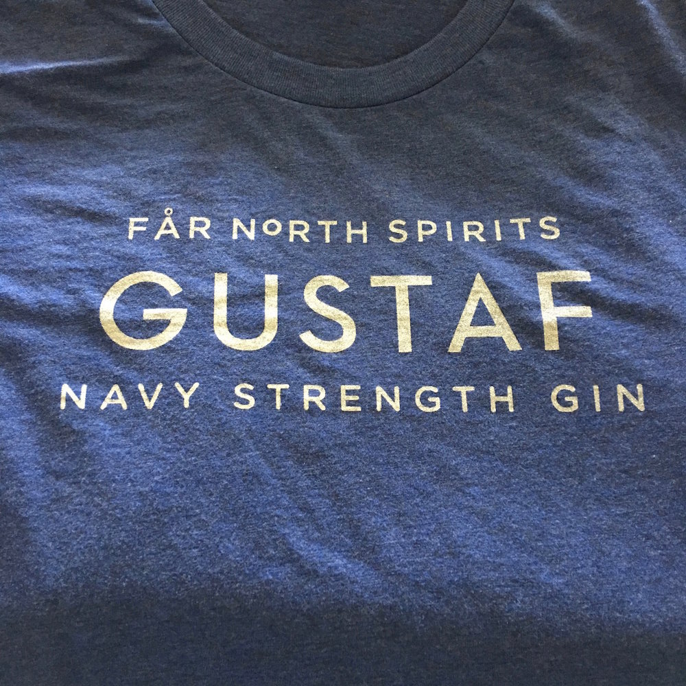 Gustaf T-Shirt Front