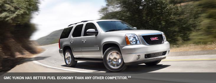 GMC Fuel economy