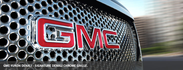 Signature Denali Chrome Grille