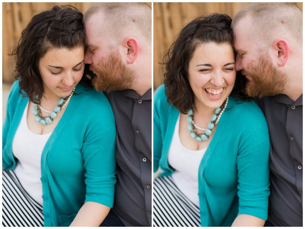 North NJ engagement photography