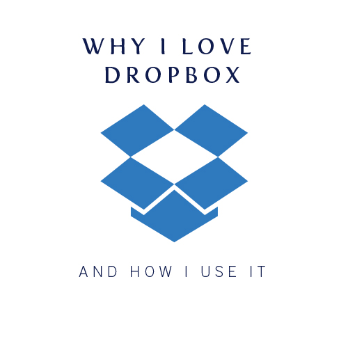 why to use dropbox