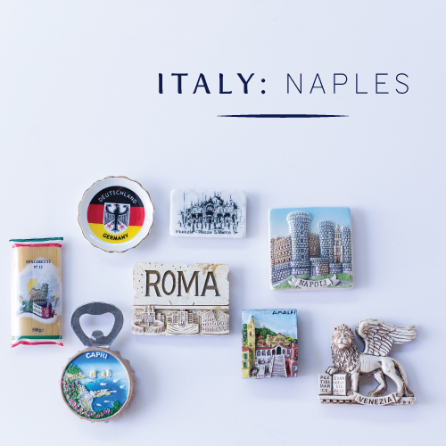 Italy Naples Cinnamon Wolfe Photography