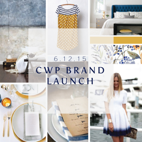 CWP BRAND LAUNCH