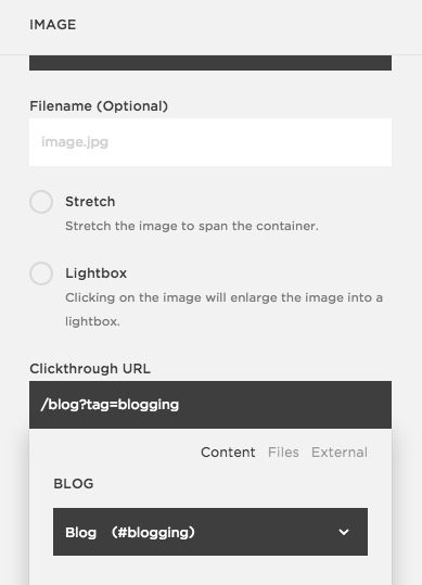 How to use the Squarespace Blog Sidebar | Cinnamon Wolfe Photography | Blogging on Squarespace