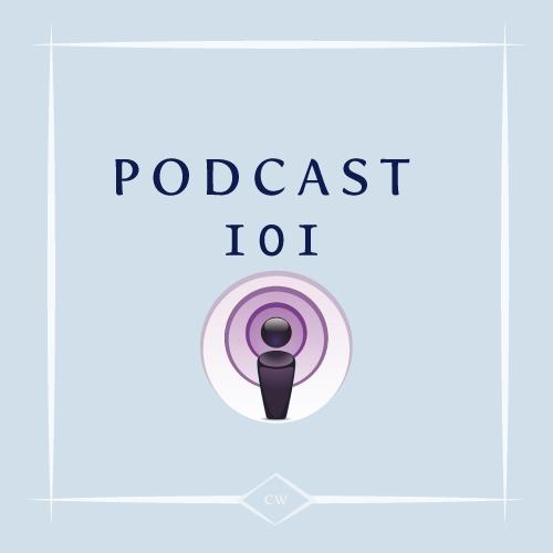 Podcast 101 | Cinnamon Wolfe Photography | NJ Wedding Photographer