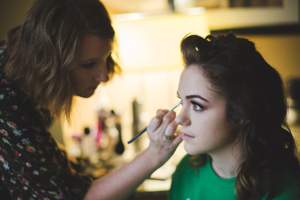 Wedding Makeup | What to expect and why its important | Cinnamon Wolfe Photography | NJ Wedding Photographer