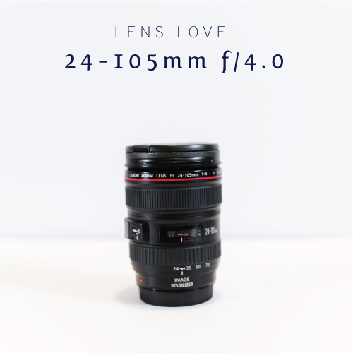Lens Love | 24-105mm f4.0 | Cinnamon Wolfe Photography