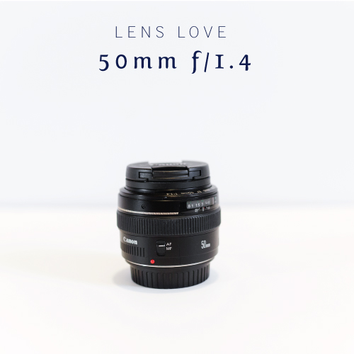 Lens Love | 50mm 1.4 | Cinnamon Wolfe Photography