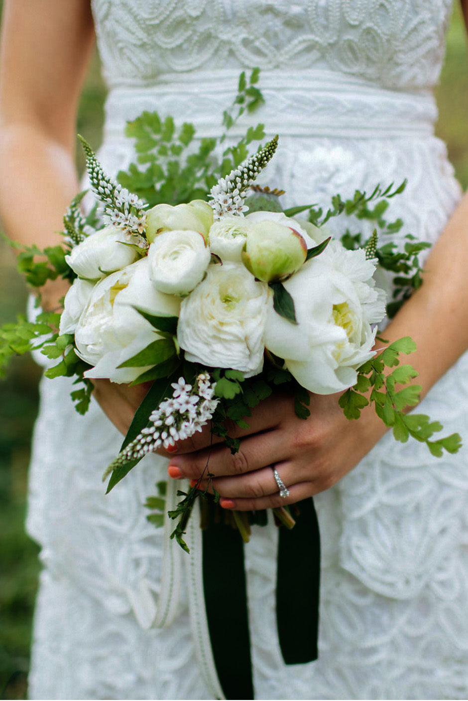 Why are wedding flowers so expensive? | Cinnamon Wolfe Photography | North NJ Wedding Photographer