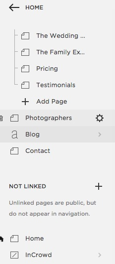 disable right click on squarespace