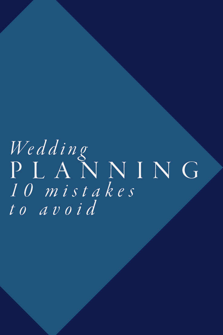 10 mistakes to avoid when wedding planning | Cinnamon Wolfe Photography | NJ Wedding Photographer