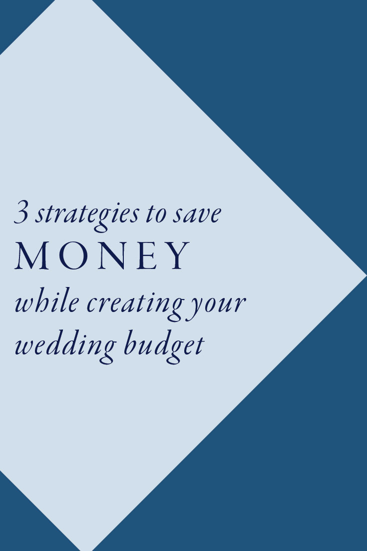 3 strategies to save money while creating your wedding budget | Cinnamon Wolfe Photography | NJ Wedding Photograper