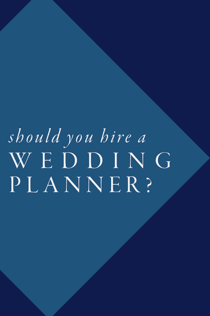 Should you hire a wedding planner With this Ring Private