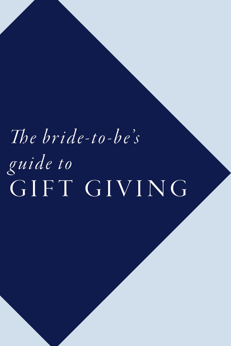 The BridetoBes Guide to Gift Giving With this Ring Private