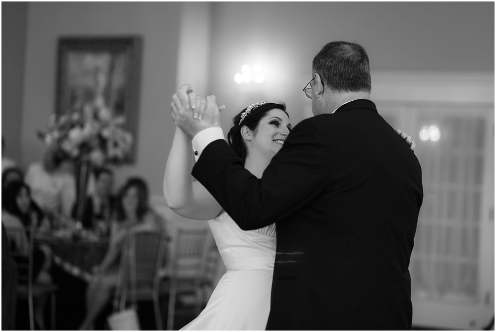 Clarks Landing Wedding photos first dance