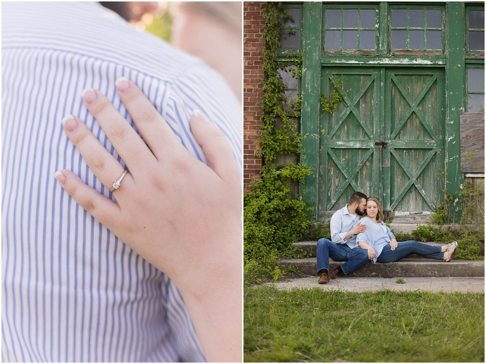 Ft. Hancock Engagement Session