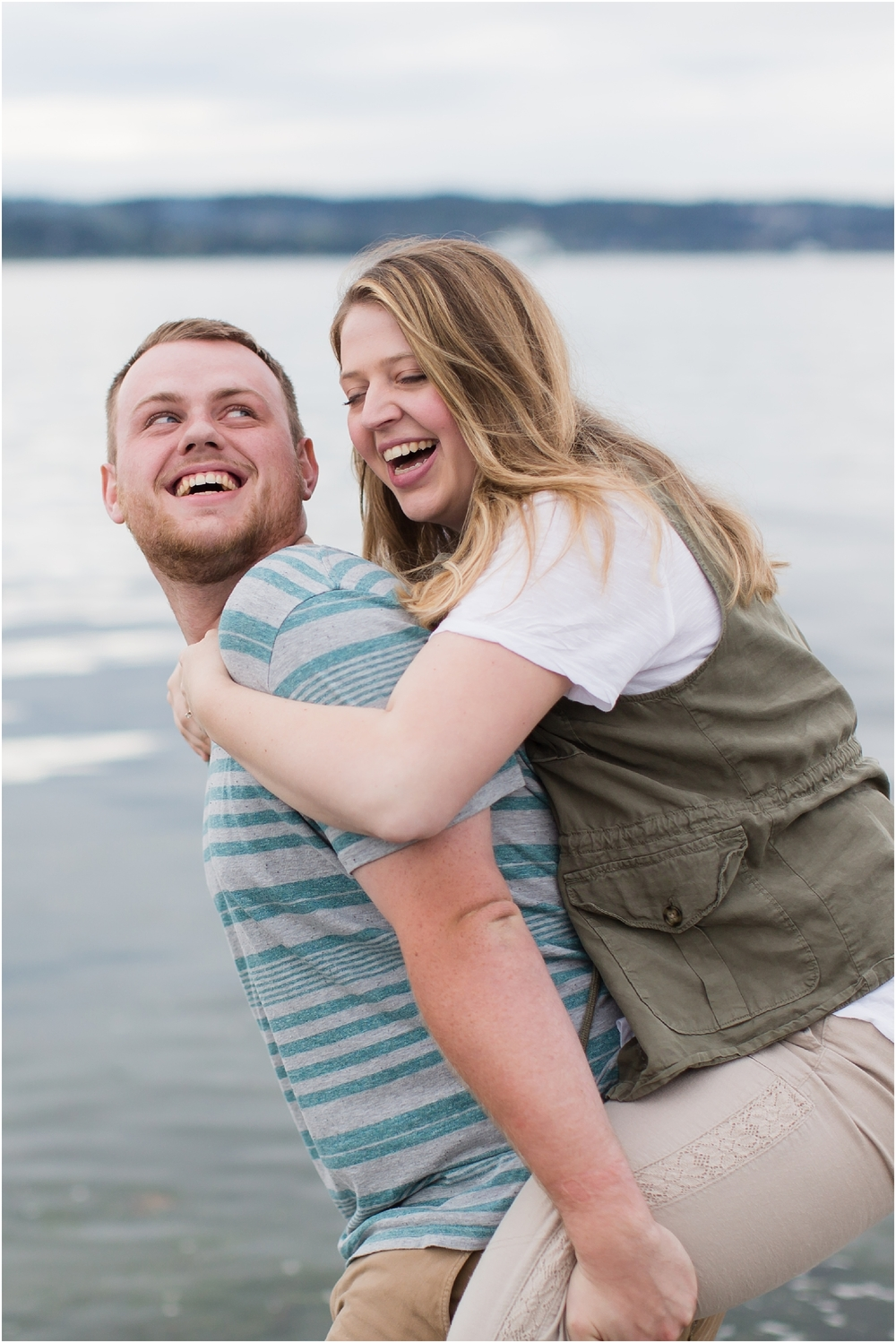 Mukilteo Engagement Session | Cinnamon Wolfe Photography