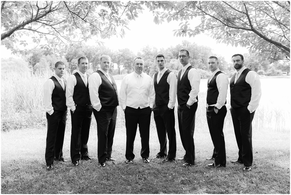 Morris County Wedding | NJ Wedding Photography | Groomsmen
