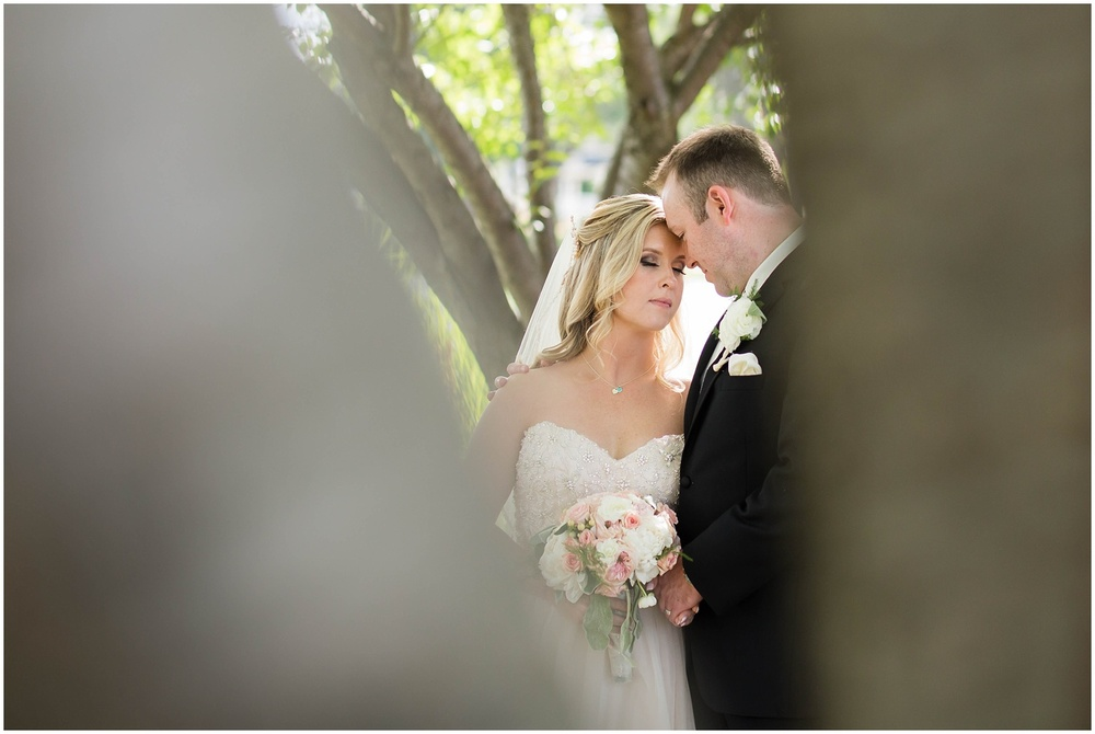 Morris County Wedding | NJ Wedding Photography | Bride and groom