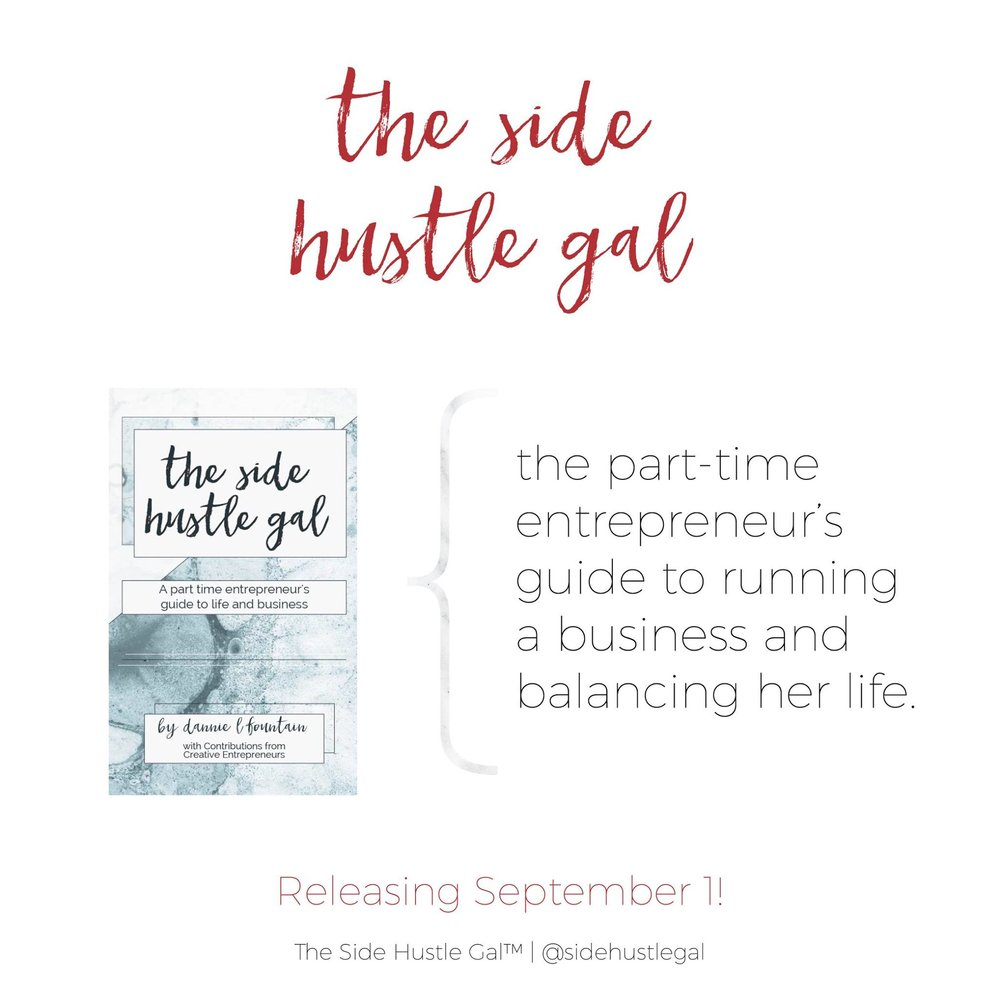 The Side Hustle Gal Book