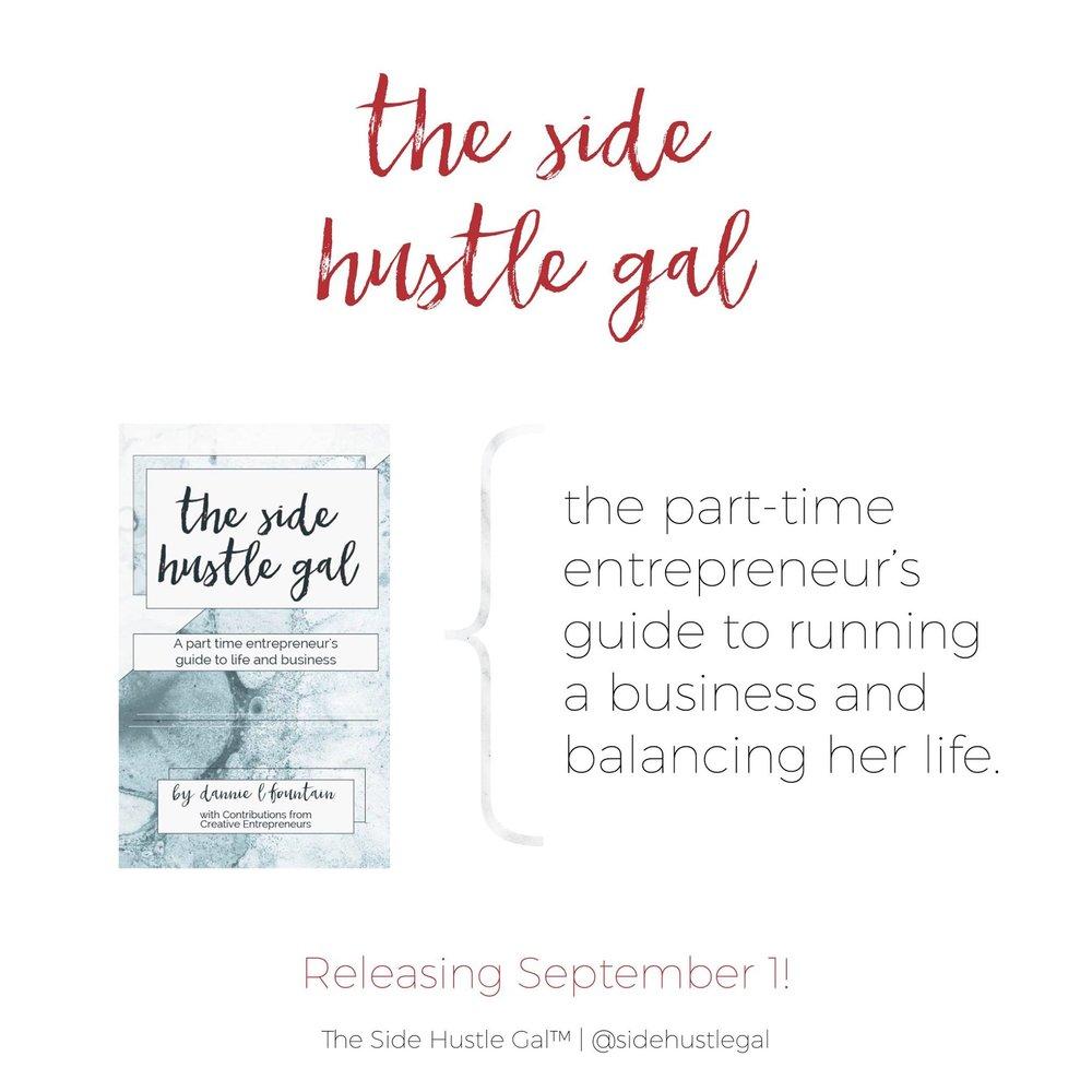 The Side Hustle Gal Book