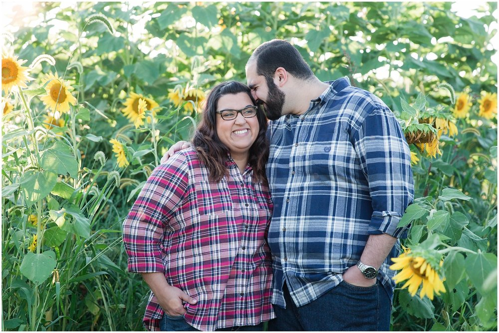 Sunflower Field Engagement Session_0134.jpg