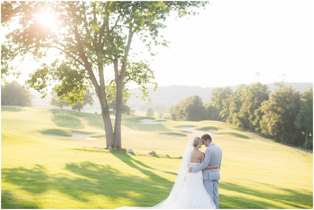 Crystal Springs Wedding in Northern New Jersey