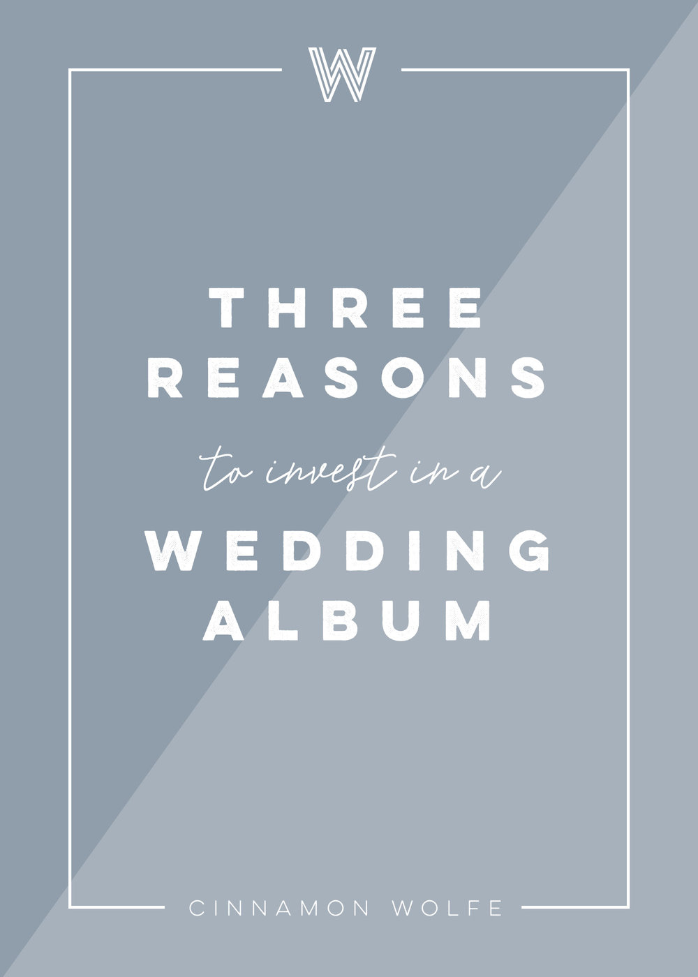 Should I invest in a Wedding Album? | Cinnamon Wolfe Photography | North New Jersey Wedding Photographer