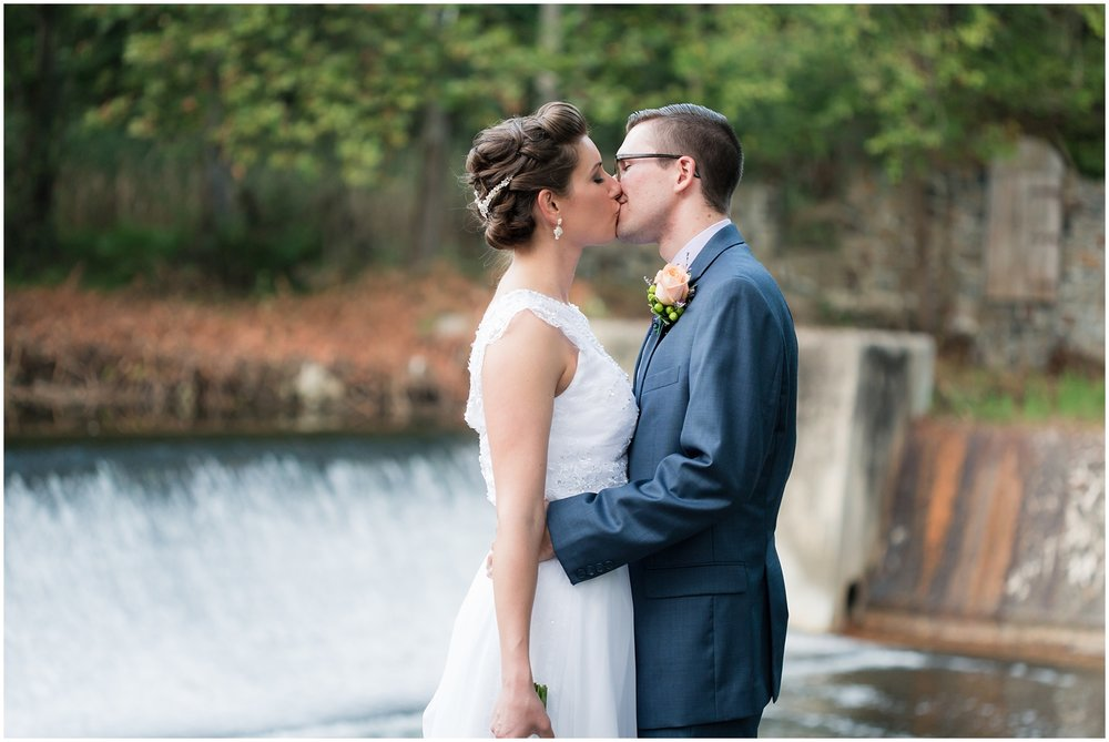 Kings Mill Wedding in Media, PA