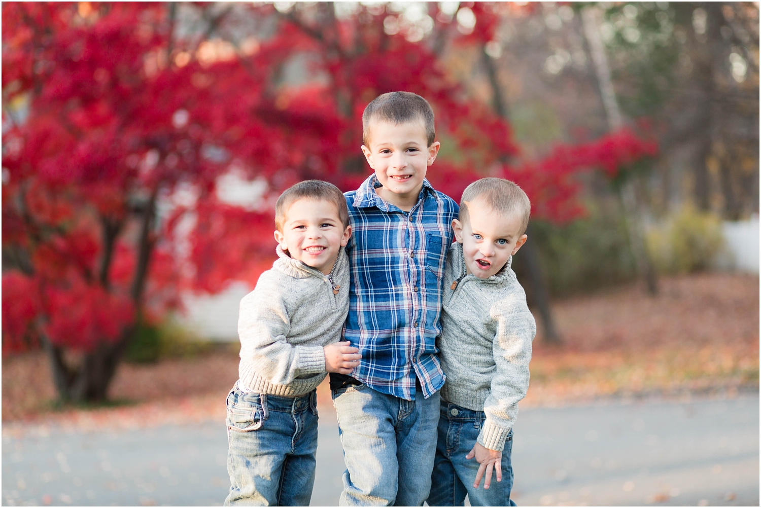 P Family // Fall family session — Private Photo Editor and Photographer