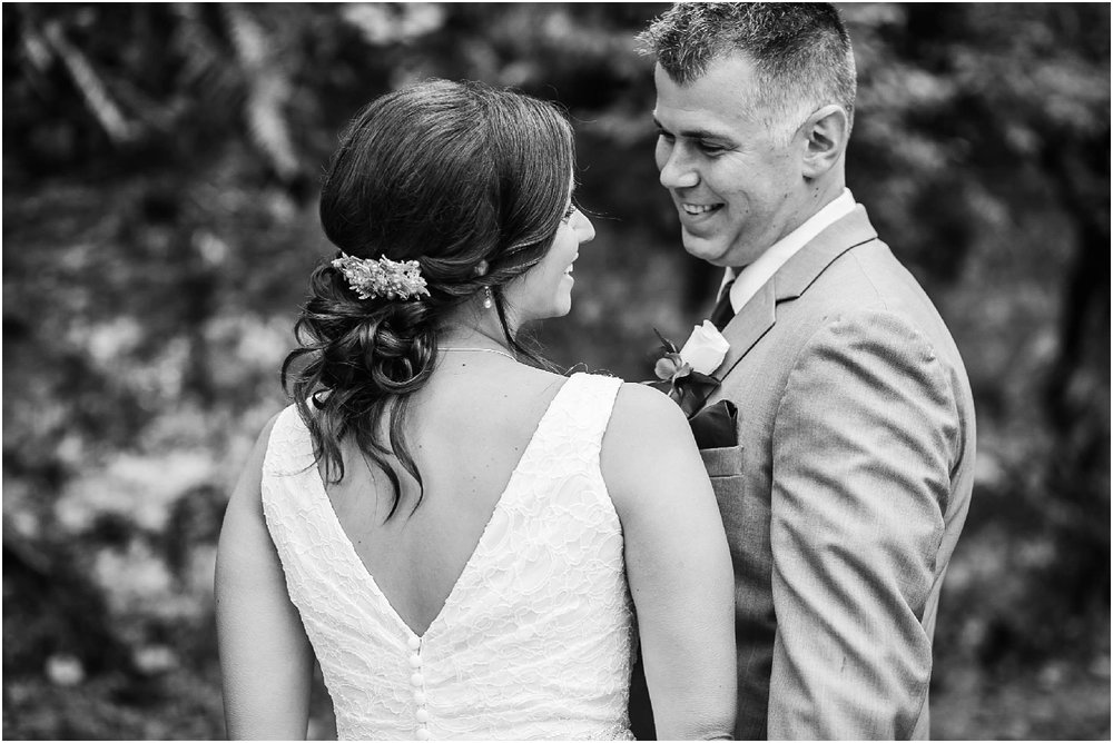 Stroudsmoor PA Outdoor Fall Wedding | Cinnamon Wolfe Photography | North New Jersey