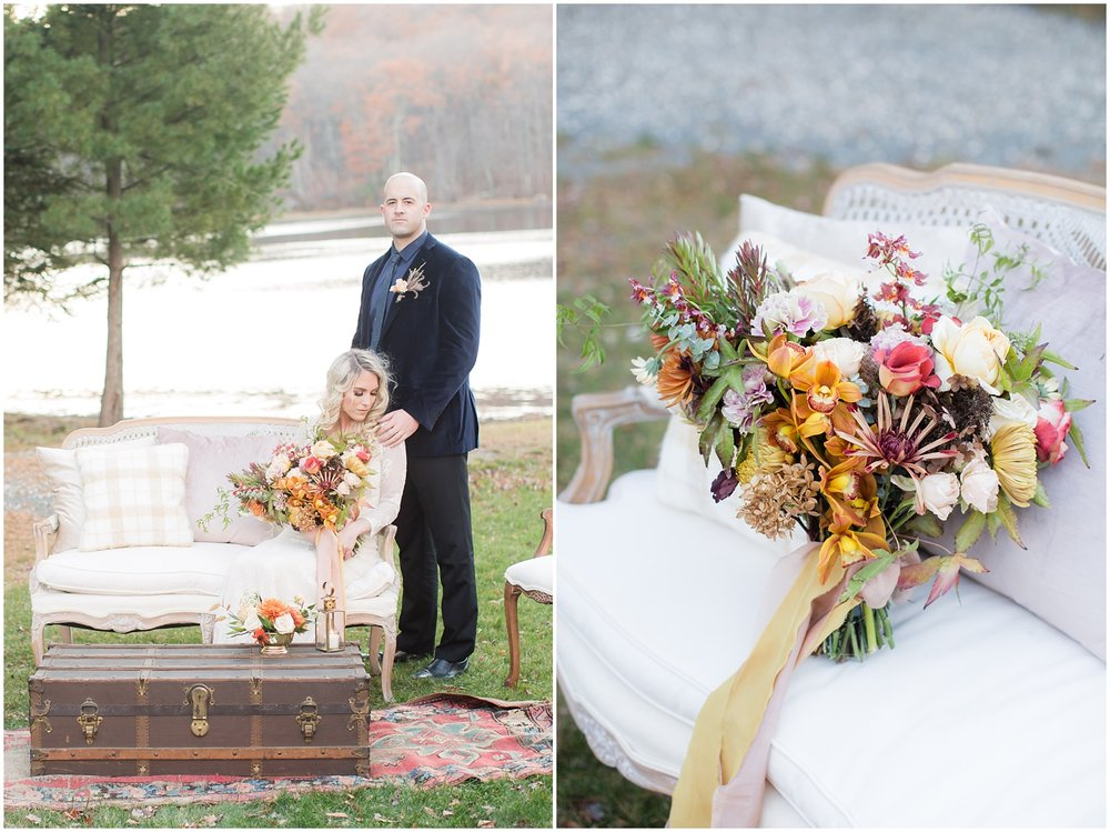Cedar Lakes Estate Styled Wedding