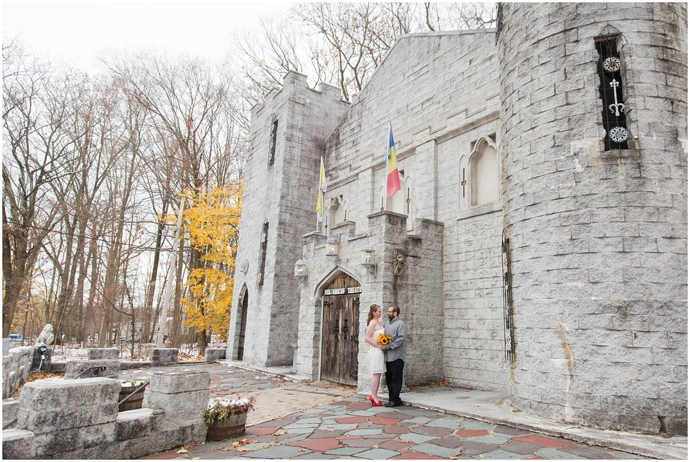 Pax Amicus Castle, Budd Lake, NJ | North NJ Wedding Venue