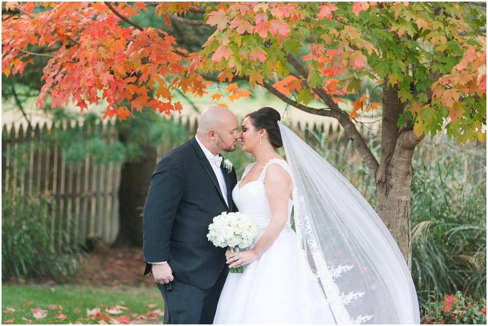 Classic New Jersey Wedding at Mayfair Farms