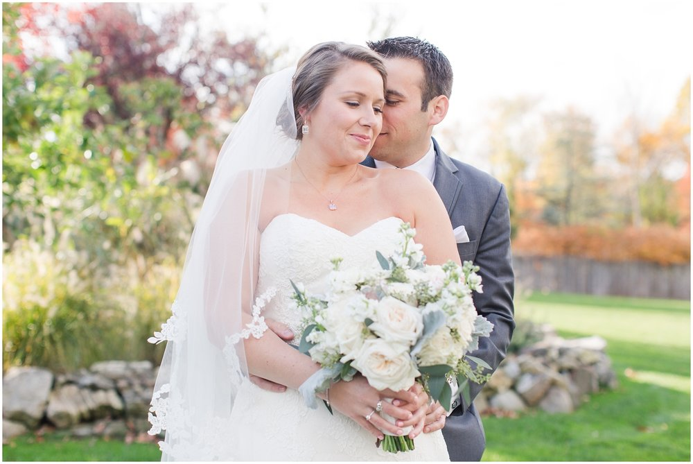Mayfair Farms Fall New Jersey Wedding