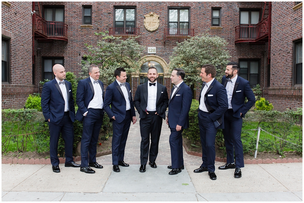 groomsmen in brooklyn
