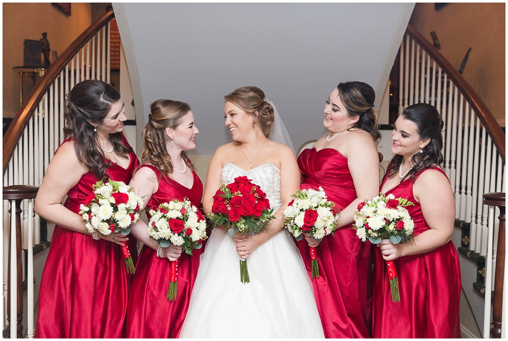 Winter Wedding in Hackettstown NJ
