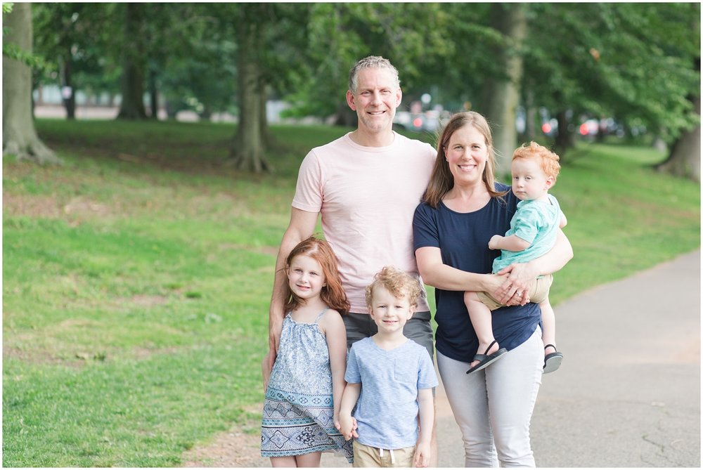 Nomahegen Park, Cranford New Jersey Family Photography