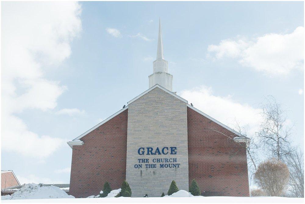Grace Church on the Mount Netcong, New Jersey Wedding