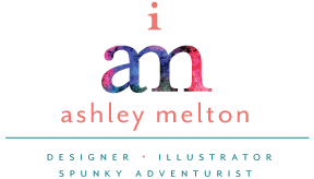 i am ashley melton