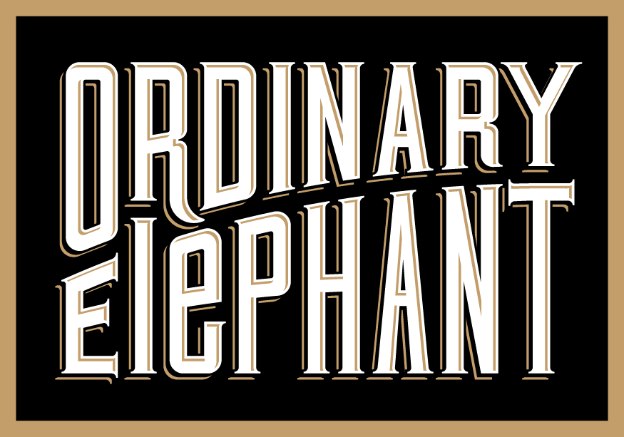 Ordinary Elephant