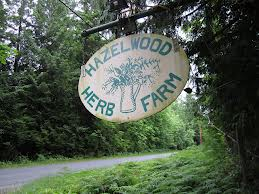 Visit Hazelwood Herb Farm