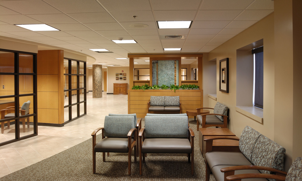 Houston Northwest Medical Center Endoscopy Waiting Area