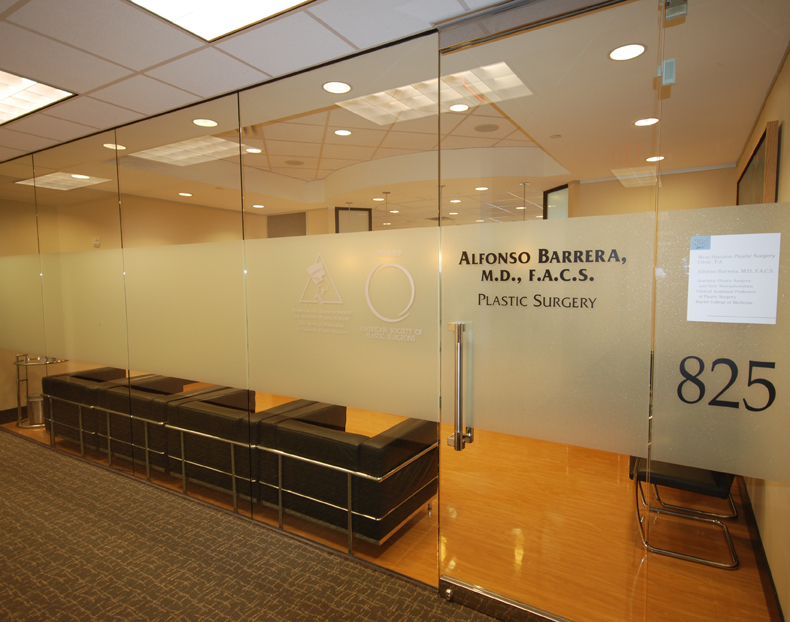 Plastic and Cosmetic Surgery Offices of Alfonso Barrera MD, FACS; Memorial City Medical Center