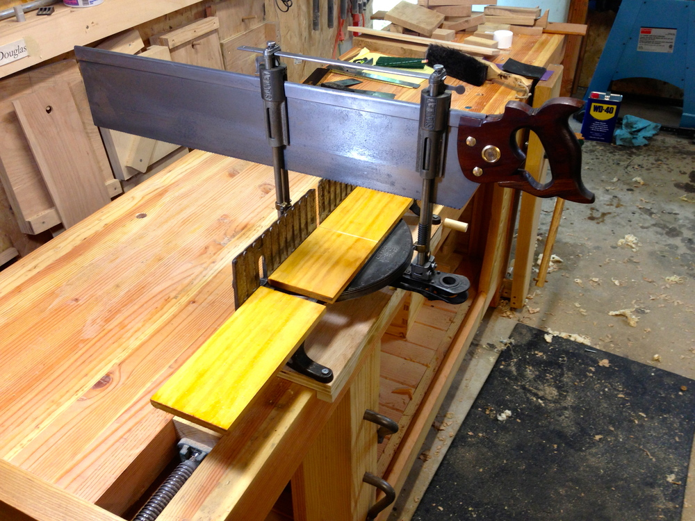 New Tool Stanley 246 Mitre Box Dcw Woodworks
